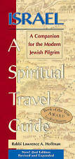 [Israel: A Spiritual Travel Guide - A Companion for the Modern Pilgrim] (By: Rab