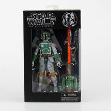 """New Collection Action Figure Boba Fett Gift of Star wars the Black Series 6"""""""