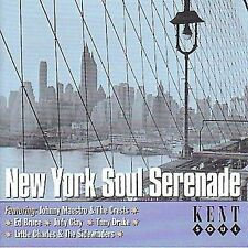 NEW YORK SOUL SERENADE - Various Artists CD ** Excellent Condition **