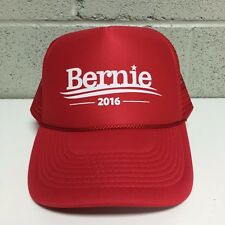 Bernie Sanders 2016 Hat Cap DEMOCRATIC Presidential Nominee Feel The Bern NEW