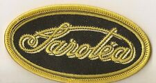 SAROLEA 90mm x 48mm patch