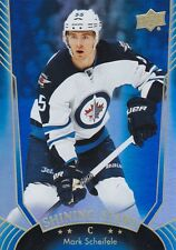 MARK SCHEIFELE 2016-17 16-17 UPPER DECK SHINING STARS BLUE #SS-26 JETS !