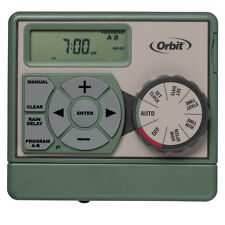 Orbit Sprinkler Timer - 4 Zone Station indoor Water Irrigation Controller 57854