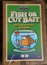 Fish or Cut Bait - Dice Game from Front Porch Classics NEW