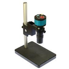 2.0MP HD 2in1 Industry Lab Digital Microscope Camera VGA AV TV w/ C-mount Lens