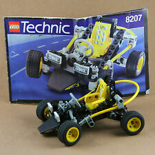Lego Technic 8207  Dune Duster with instruction Strandbuggy