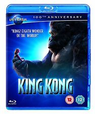 King Kong (2005) - Augmented Reality Edition [Blu-ray]   Brand new and sealed