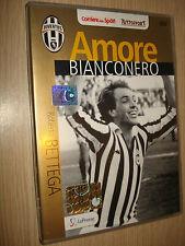 DVD N° 8 AMORE BIANCONERO ROBERTO BETTEGA  JUVENTUS FC JUVE