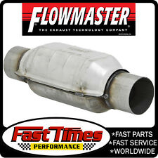 "Flowmaster Universal 12.75"" 222 Standard Duty 2.5"" In/Out Catalytic Converter"