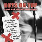 BOYS ON TOP - A PUNK ROCK TRIBUTE TO AVRIL LAVIGNE CD NEW