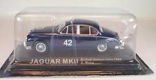Modellcar 1/43 JAGUAR MKII British Saloon Car (1960) vedasi Moss in OVP #1121