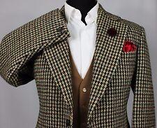 Harris tweed blazer veste mariage pays courses 42R qualité exceptionnelle 265