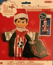 NEW Elf on The Shelf Spirited Soccer Claus Couture FREE SHIP