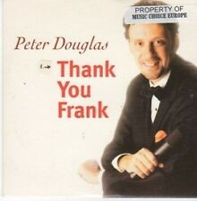 (BG439) Peter Douglas, Thank You Frank - 1997 CD