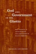Morality and Society: God and Government in the Ghetto : The Politics of...