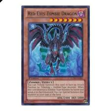 Red-Eyes Zombie Dragon - LCJW-EN206 - Rare Legendary Collection 4: Joey's World