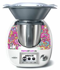 Thermomix TM5 Sticker Decal  (Code: Pattern 54)
