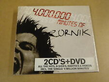 2-CD  DVD BOX / 4.000.000 MINUTES OF ZORNIK