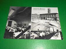 Cartolina Bologna - Ristorante Giuseppe - Piazza Maggiore 1965 ca