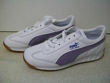 Puma Easy Rider White Lavender Gum Women's Trainers UK 5 Brand New in Box