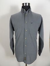 Mens TIMBERLAND shirt, Size M, medium, long sleeves, Cotton KM201