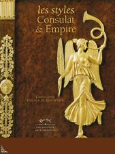Consulat and Empire styles, French book by C. Huchet de Quénetain