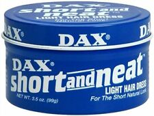 Dax Short and Neat Light Hair Dress 3.50 oz (Pack of 8)