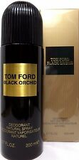 TOM FORD BLACK ORCHID Deodorant Spray FOR WOMEN 6.7 Oz / 200 ml BRAND NEW!!!