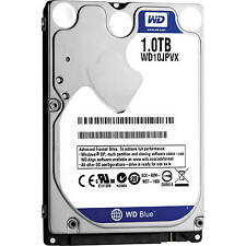 "WD  1TB 2.5"" SATA-III LAPTOP HDD Western Digital HDD model (WD10JPVX)"