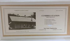 "O On3 On30 CRAFTSMAN SAN JUAN ENG "" D&RGW CUMBRES STATION KIT""-NEW"