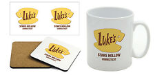 Lukes Diner -Stars Hollow - Mug & Coaster Set