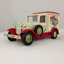 Y21/Y22  LESNEY MATCHBOX MODELS OF YESTERYEAR MOY FORD MODEL A VAN, PALM TOFFEE