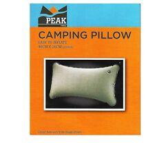 Deluxe Inflatable Camping and Travelling Pillow