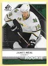 08/09 SP Game Used #138 James Neal RC #927/999
