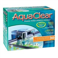 HAGEN AquaClear 30 Power Filter 150 GPH NEW