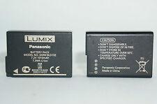 Batterie Panasonic DMW-BLD10E - produit de marque d'origine Panasonic