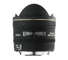 Sigma 10mm F2.8 EX DC Fisheye HSM Lens for Nikon Digital Camera. London