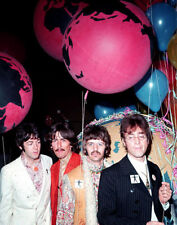 """The Beatles Our world Wall Art Print Photo 14 x 11"""""""