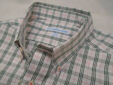 Southern Tide Cotton Skipjack Tattersall Check Sport Shirt NWT Medium $99.50