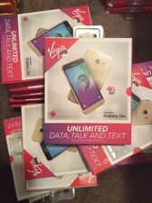"""Samsung Galaxy J3 (2016) 5"""" Android Smartphone works with Virgin Mobile – New"""