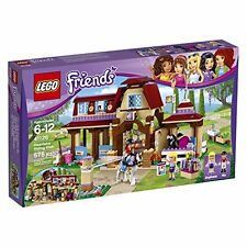 LEGO Friends 41126 BUILDING KIT, Heartlake Riding Club LEGO SET