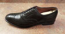 Allen Edmonds 'McAllister' Wingtip Oxfords Black Leather Size 10.5 D MSRP $395