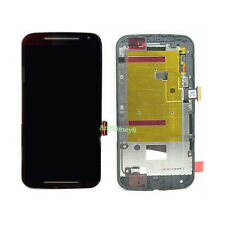 LCD DISPLAY DIGITIZER TOUCH SCREEN GLASS ASSEMBLY FOR Motorola Moto G2 2nd 2Gen