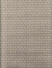 4 yds Knoll Upholstery Fabric Totem Opal Gray Off White K15612 MB11