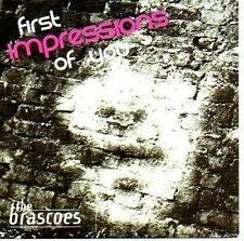 (19A) First Impressions Of You, The Brascoes - DJ CD