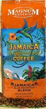 2 lb Jamaica Blue Mountain Blend Whole Bean Coffee by Magnum, Free Shipping