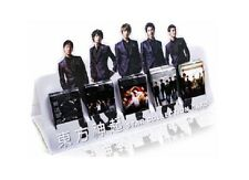 TVXQ TOHOSHINKI Star Collection Card (5 cards per pack x 15 packs )w/display box