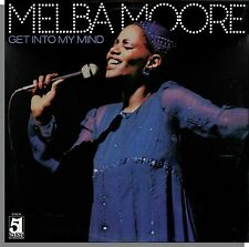 Melba Moore - Get Into My Mind - New 1979 LP Record!