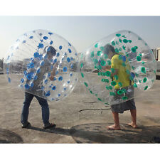 new 1.8M Inflatable Soccer Bumper Bubble Balls Human Zorb Ball fasting shipping