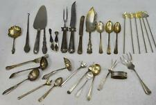 Misc. Sterling Silver Flatware/Serving Grouping Lot 930